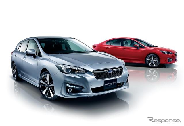 The all-new Subaru Impreza