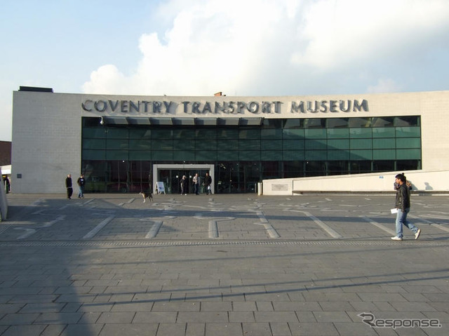 Coventry Transport Museum... Photo collection