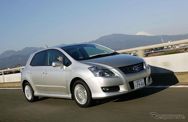 "[Impl ' 07] ""Matsushita h. Toyota blade"" style European flavor"