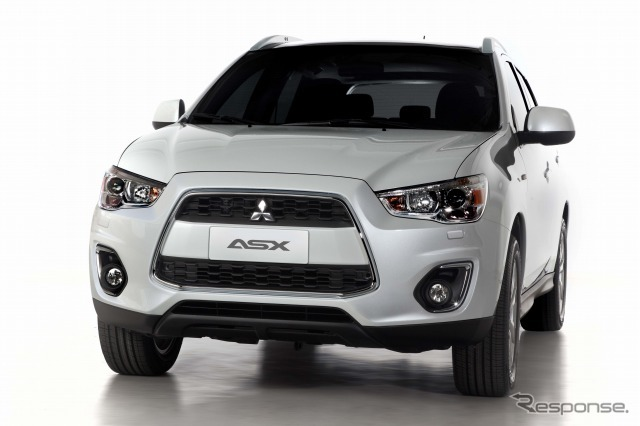 Mitsubishi ASX (RVR in Japan)