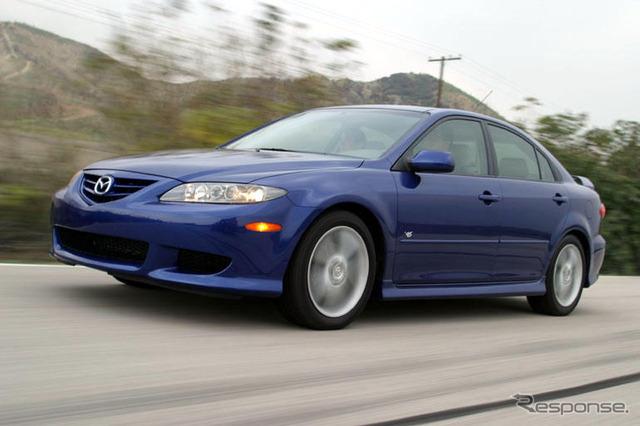 Mazda Atenza for US