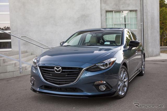Mazda3 (2015 US model)