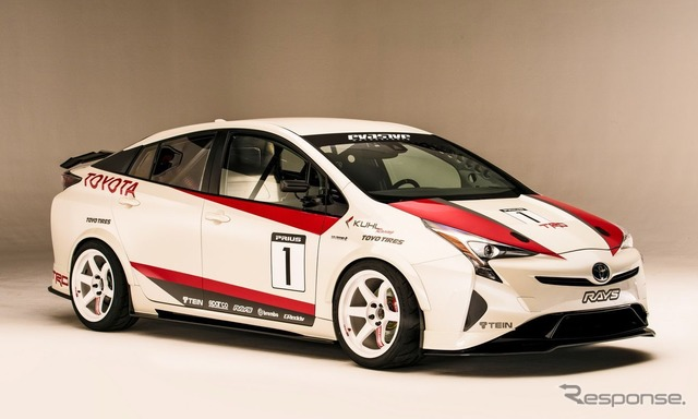 The all-new Toyota Prius G