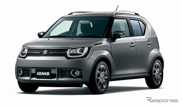 Suzuki Ignis F Limited