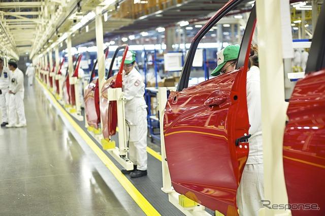 Honda Mexico plant