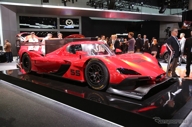 Mazda RT24-P (2016 Los Angeles Auto Show)