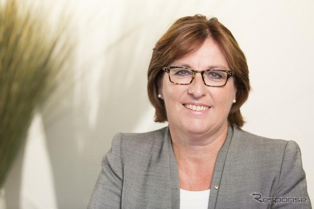 Renault-Nissan Alliance's Marie-Françoise Damesin
