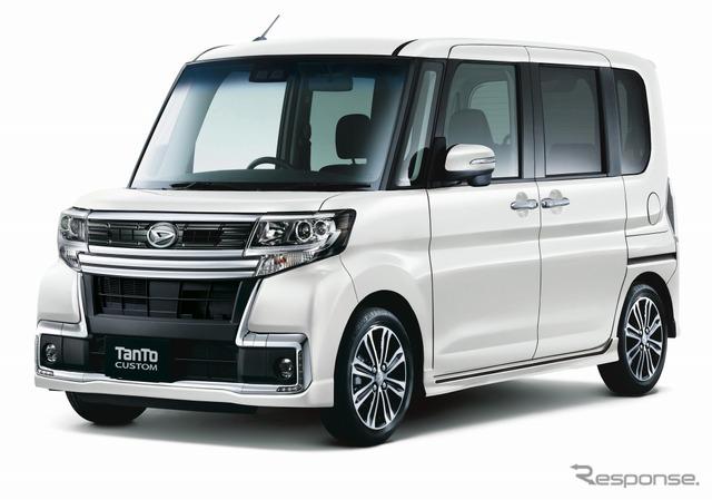 Daihatsu Tanto Custom RS Top Edition SA III