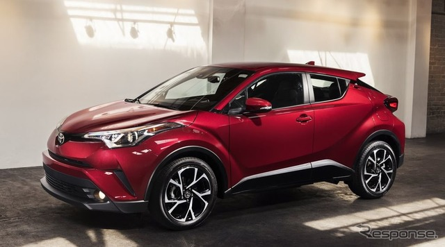 Toyota C-HR (North American model)