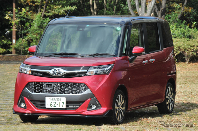 Photo Feature: Toyota Tank makes full use of compact tall wagon kei technology