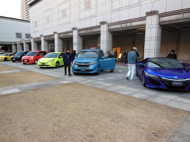 2016 Auto Color Awards (Photo by Toshiyuki Fukuda)