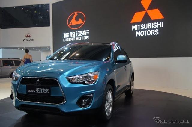 Mitsubishi RVR (2012 Beijing Motor Show)