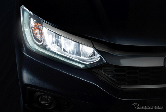 Teaser image of new and improved Honda City