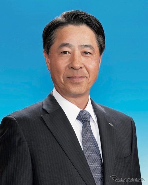 Mazda President Kogai