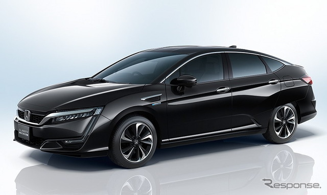 Honda Clarity Fuel Cell (sample image)