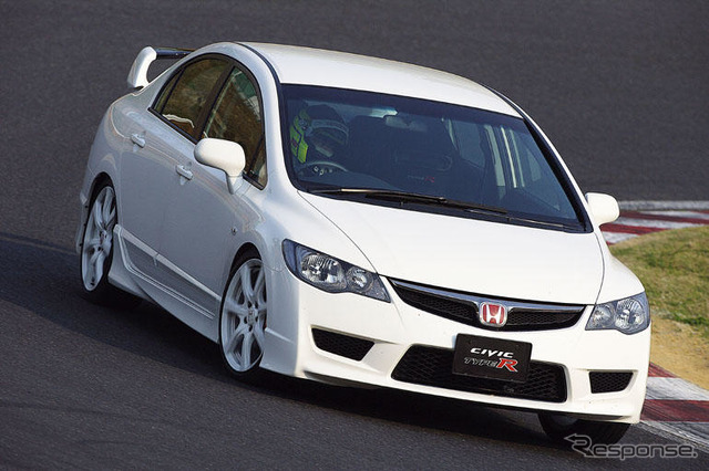 [Impl ' 07: Kinoshita Takashi, make a clean break from the 'Honda Civic type R' shrew