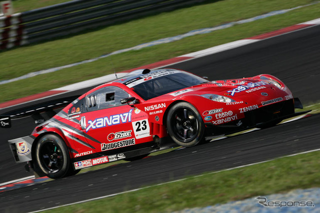 [SUPER GT] Appointed no. 6 against No. 3 drivers, NISMO Hironobu Yasuda