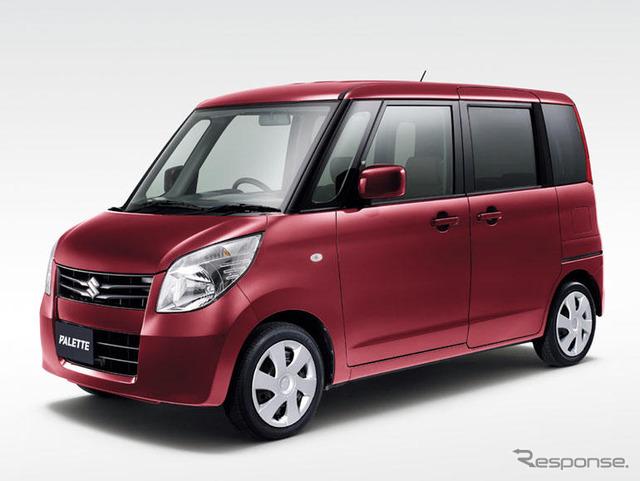 [Tokyo Motor Show 07: Suzuki version tanto is coming soon! … PALETTE