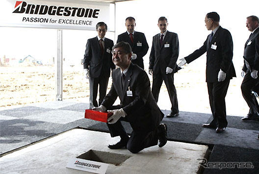 Bridgestone-Europe, NV / ESA Chairman cum Chief, Takashi Urano