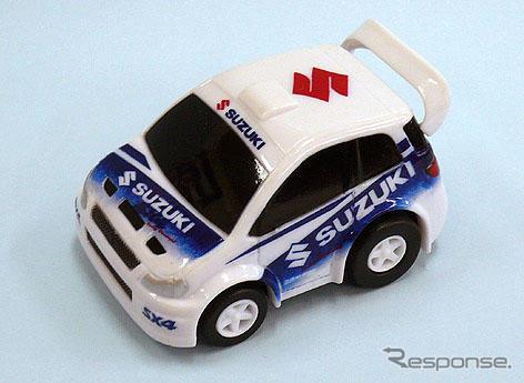 'Suzuki SX4WRC concept'