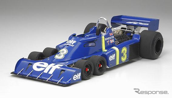 Tyrrell P34 (con grabado piezas)