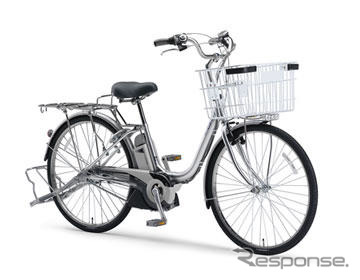 Venta de bicicleta eléctrica híbrida para negocios, Yamaha