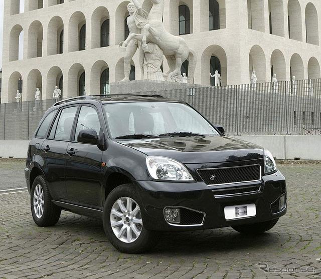 รถยนต์จีนยุโรปผลิตหมายเลข 1 ... ซึ่งสามารถจะซื้อที่ซุปเปอร์มาเก็ต