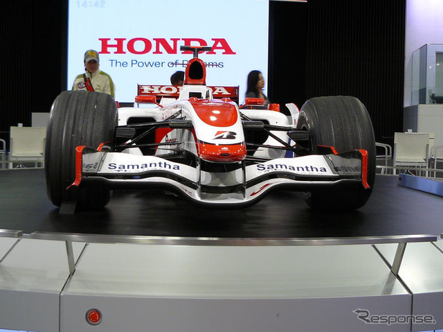 [SUPER AGURI F1] photo collection... 07-Season machine SA07