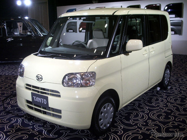 "Daihatsu announced 17 new ""tanto"", ""DNA"" of the predecessor inherited design."
