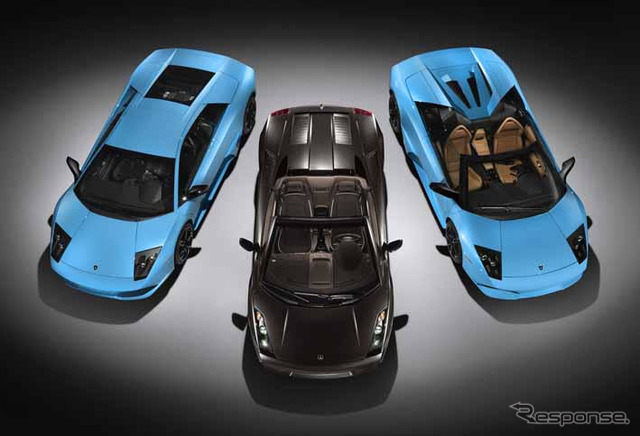 [ดีทรอยต์มอเตอร์แสดง 08: Lamborghini แบบแนวโน้มแฟชั่น