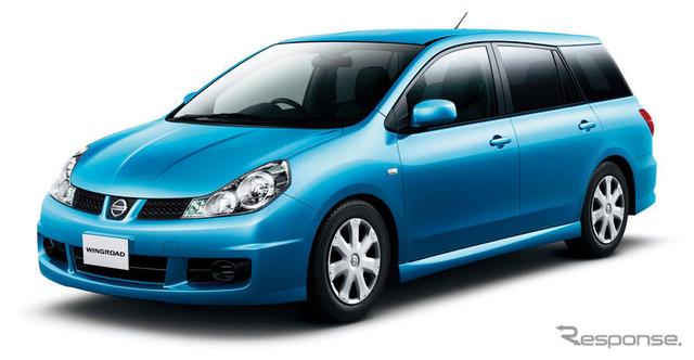 Nissan wingroad algunas mejoras