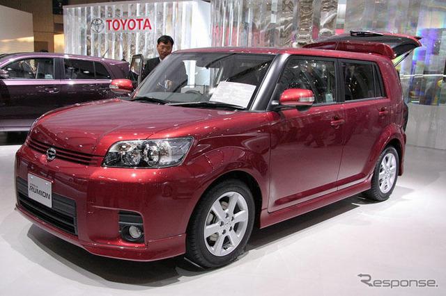 Toyota カローラルミオン