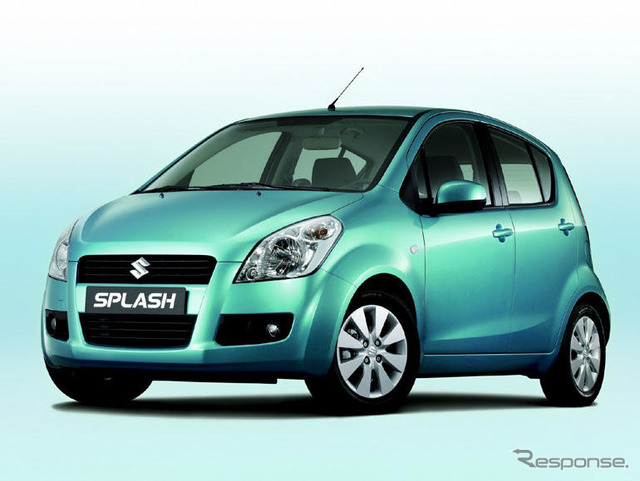 Suzuki's world strategy car, splash