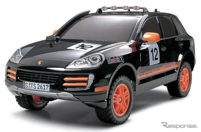 Porsche Cayenne S Trans Siberia