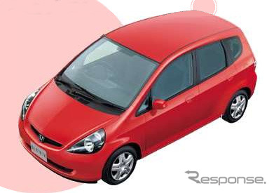 [Giveaway] today in email registration Honda 'fit' per person