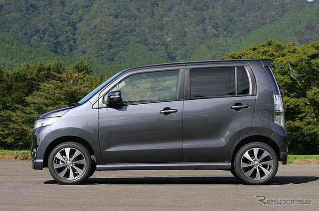 "Suzuki's wagon R""has a 2400 mm long wheelbase by adopting the same 'palette' new platforms also Interior packaging has evolved significantly."