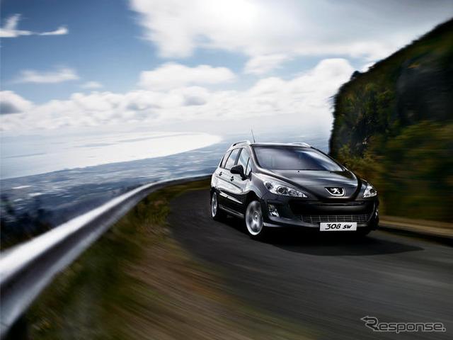 """[اختبار محرك """"بيجو 308 سويسري"""": تحب السيارات... جورو نجاشيما"""