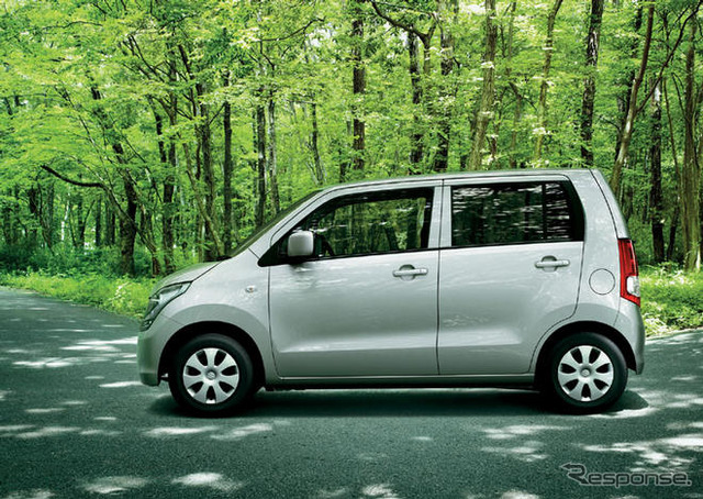 "Suzuki's flagship torwagon, 'wagon R' ( 25 September announcement and release ) of Powertrain is a naturally aspirated engine with variable valve timing mechanism with the same old ""k6a"" type 3-cylinder 12 valve DOHC ( 54 ps"