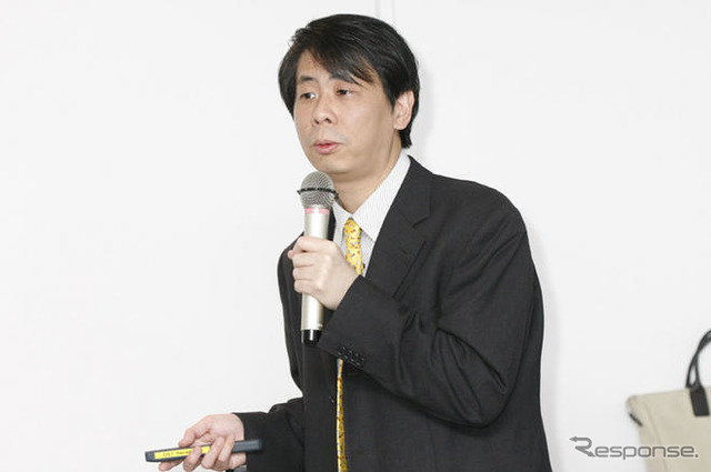 Kaminaga s. Mr. of Freescale Semiconductor Japan
