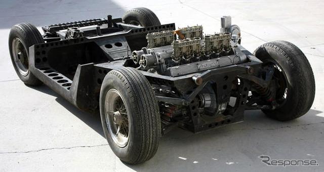 Lamborghini TP400