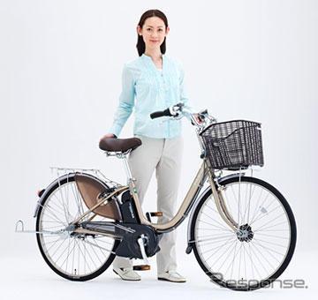 Y Yamaha están poniendo en marcha el 6 de marzo, bicicletas de híbridos eléctricos serie PAS a modelos High-End 'PAS litio-M' y 'Ciudad M PAS litio' anunciaron asistida Motor bicicletas sobre enmiendas a 伴�