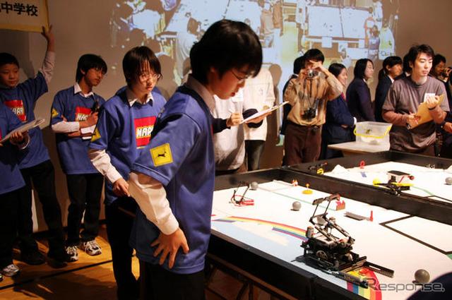 การแข่งขันวิทยาการหุ่นยนต์เลโก้ลีแรก