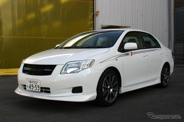 Head Racing Developments Toyota Racing Development