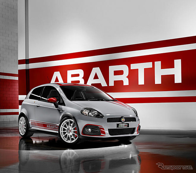 Fiat announced the model of the Abarth 'Grande Punto' strongest specifications, SS ( esseisse ), Geneva Motor Show kicks off on March 3,...