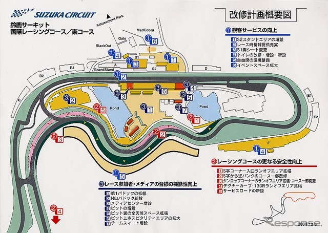 Suzuka became final race next season
