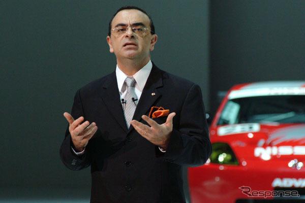 President Carlos Ghosn