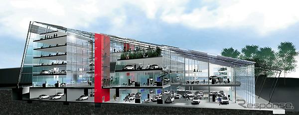 Audi electronic Center