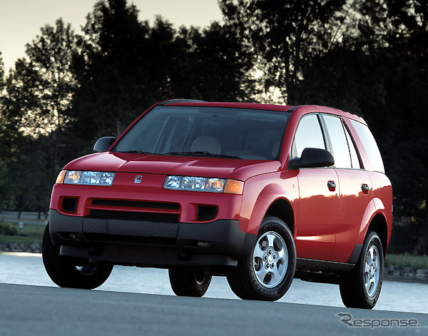 Saturn VUE (view)