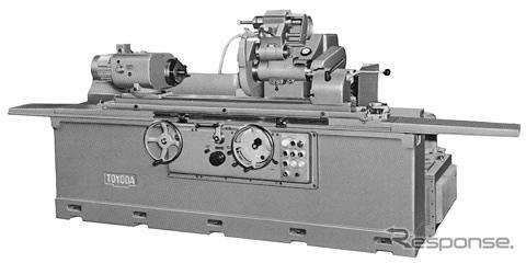 油圧式円筒研削盤 LGシリーズ