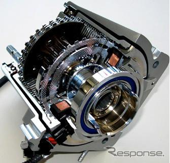 ジェイテクトと豊田中央研究所が共同で発明した「電子制御4WDカップリング」(ITCC)に使用されている「DLC-Si被覆電磁クラッチ」が、2009年度全国発明表彰で「発明賞」を受賞。